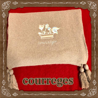 クレージュ(Courreges)のcourteges/クレージュ マフラー(マフラー/ショール)