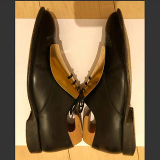 セリーヌ(celine)のceline メタルプレートシューズ 確認用(ローファー/革靴)