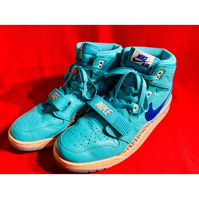 NIKE(ナイキ)のDON C×NIKE JORDAN LEGACY 312 HYPER JADE メンズの靴/シューズ(スニーカー)の商品写真