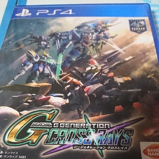 PlayStation4 - SDガンダム ジージェネレーション クロスレイズ PS4