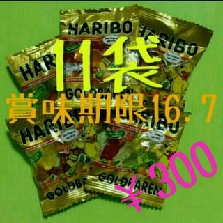 ハリボーミニサイズ[11袋]¥300(その他)