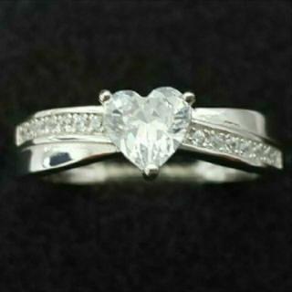 SWAROVSKI - f29❇️ジョリージョーカー❇️純銀製ダイヤモンドキュービックジルコニア リング
