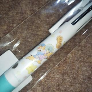 チップアンドデール(チップ&デール)のイッツデモコラボ  チップとデール4色ボールペン(ペン/マーカー)