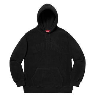 Supreme - Supreme polartec hooded sweatshirt
