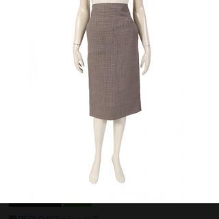 マディソンブルー(MADISONBLUE)の新品 マディソンブルー HIGH WAIST TIGHT SKIRT(ひざ丈スカート)