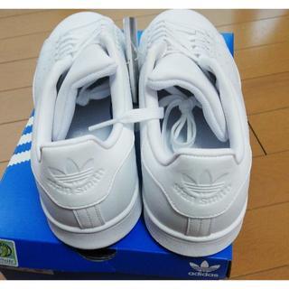 adidas - 新品 未使用 アディダスオリジナルス スタンスミス ホワイト 22 通学