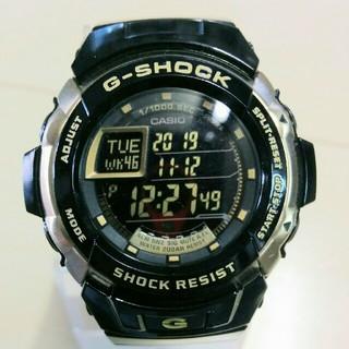 G-SHOCK - 【美品】G-Shock人気黒×ゴールドモデル