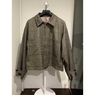 COMOLI - stein Oversized Drizzler Jacket 19aw