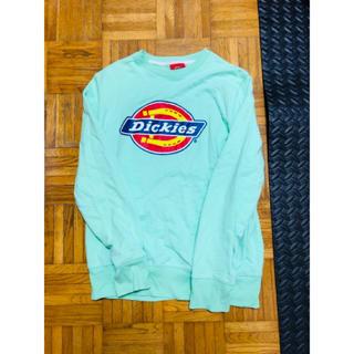 ディッキーズ(Dickies)のディッキーズ 緑 ロンティー(Tシャツ(長袖/七分))