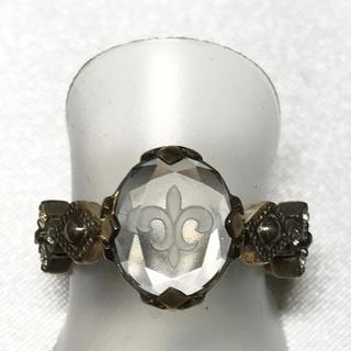 アンティークシルバーリング(リング(指輪))