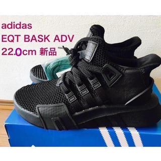 アディダス(adidas)のadidas  originals EQT BASK ADV 22cm 新品(スニーカー)
