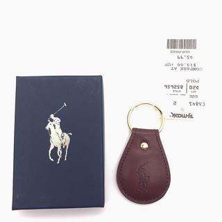 ラルフローレン(Ralph Lauren)の新品 未使用 RALPH LAUREN ラルフ ローレン キーホルダー ロゴ(キーホルダー)