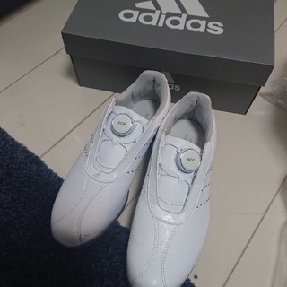 アディダス(adidas)の定価15,000円美品adidasゴルフシューズ(スニーカー)