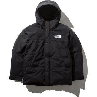 ザノースフェイス(THE NORTH FACE)のMountain Down Jacket K XS ND91930 ブラック(ダウンジャケット)