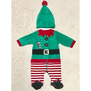 新品未使用 クリスマス 衣装 エルフ 小人