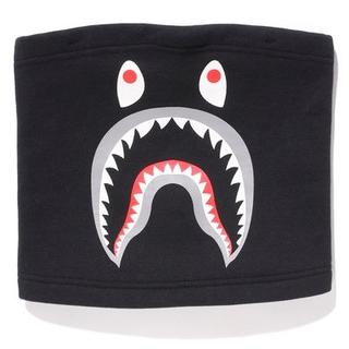 A BATHING APE - BAPE SHARK NECK WARMER