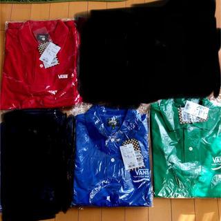 ヴァンズ(VANS)の新品タグ付 特価 定価7800円(ポロシャツ)