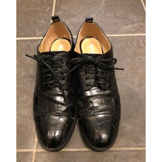 スライ(SLY)のSLY クロコ風ローファー(ローファー/革靴)