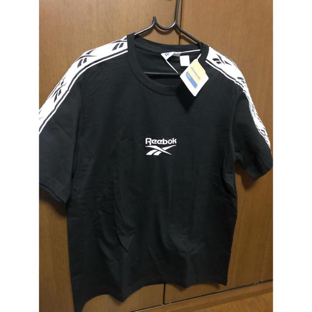 Reebok(リーボック)の新品 リーボック 刺繍 Tシャツ メンズのトップス(Tシャツ/カットソー(半袖/袖なし))の商品写真