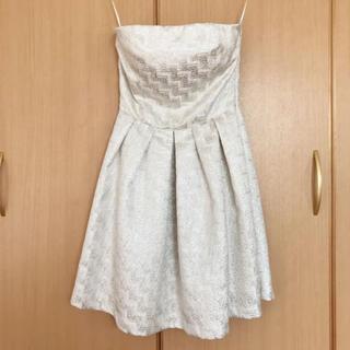 マーキュリーデュオ(MERCURYDUO)のドレス(ミディアムドレス)