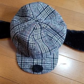 スヌーピー(SNOOPY)のUSJ スヌーピー 帽子 冬用 あたたかい 新品‼️(キャップ)