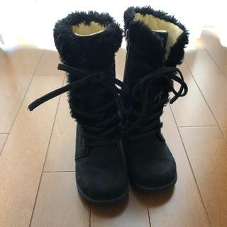 バーバリー(BURBERRY)のバーバリー ブーツ 15cm(ブーツ)