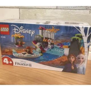 Lego - LEGO  アナと雪の女王2 アナとオラフのリバートリップ 41165