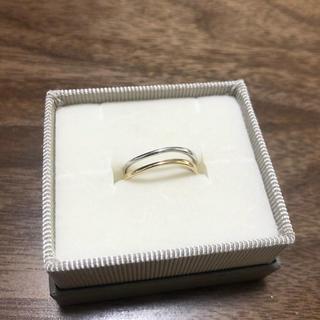 エテ(ete)のete K10レイヤードリング(リング(指輪))