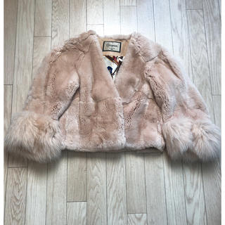 GRACE CONTINENTAL - 美品♡グレースコンチネンタル ファージャケットコート