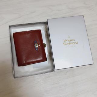 ヴィヴィアンウエストウッドの折り財布