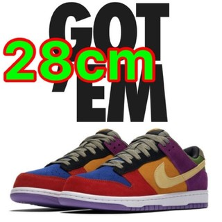 ナイキ(NIKE)のNIKE DUNK LOW SP VIOTECH  (スニーカー)