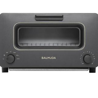 BALMUDA - K01E-KG オーブントースター BALMUDA ブラック