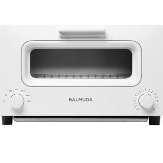 BALMUDA - K01E-KG オーブントースター BALMUDA ホワイト