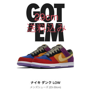 "ナイキ(NIKE)のNIKE DUNK LOW SP ""VIOTECH"" ""CRAZY DUNK""(スニーカー)"