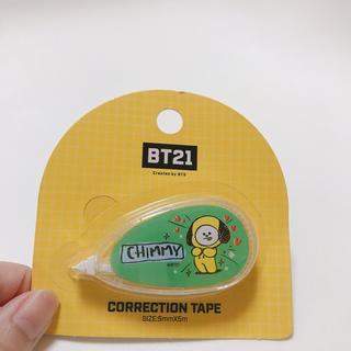 BTS BT21 チミ 修正テープ
