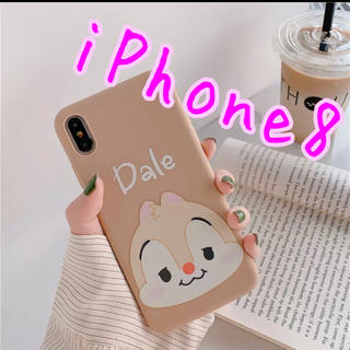 Disney - iPhone8ケース デール