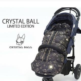 Crystal Ball - 【新品】クリスタルボール ベビースリーピングバッグ ブラック