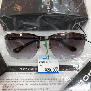 ポリス(POLICE)のPOLICE ポリス サングラス SPL751J 568 EXILE アツシ(サングラス/メガネ)