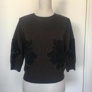 ディノス(dinos)の美品dinosダーマのセーター(ニット/セーター)