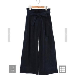 chocol raffine robe - コードュロイパンツ