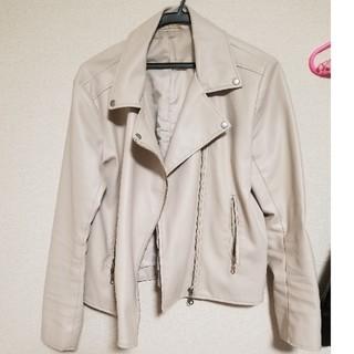 ジーユー(GU)のジャケット GU(レザージャケット)