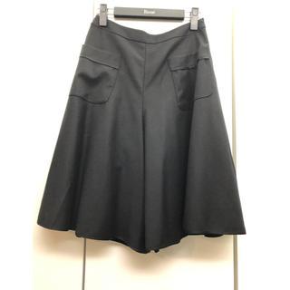 ルネ(René)のルネ キュロットスカート ブラック 34(キュロット)