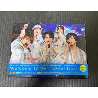 セクシー ゾーン(Sexy Zone)のsexy zone Welcome to SexyZone 初回 Blu-ray(アイドル)