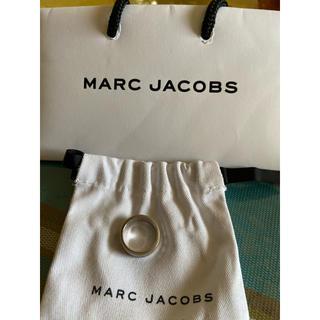 マークジェイコブス(MARC JACOBS)のマークジェイコブス  リング 8号 日本サイズ17号(リング(指輪))