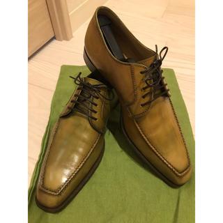 ステファノブランキーニ(STEFANO BRANCHINI)のSTEFANOBI ステファノビ ステファノブランキーニ パティーヌ 芸術 革靴(ドレス/ビジネス)