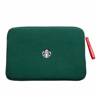Starbucks Coffee - 【台湾スターバックス】大きめポーチ