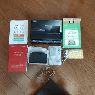 ニンテンドー3DS - Nintendo3DSの純正充電器、純正充電台、箱など(本体を除く)