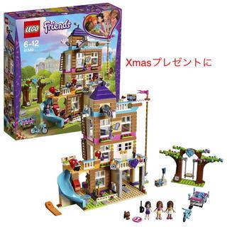 Lego - 新品未開封LEGO レゴ フレンズ さくせんハウス 41340