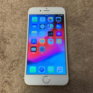 Apple - iPhone6(Gold) 64GB  Softbank-ロック未解除