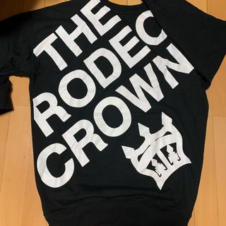 ロデオクラウンズ(RODEO CROWNS)のロデオクラウンズ美品(トレーナー/スウェット)